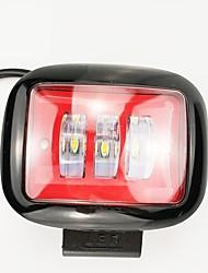 Недорогие -1 шт. Нет Автомобиль Лампы 30 W Высокомощный LED 3000 lm 6 Светодиодная лампа Внешние осветительные приборы Назначение Jeep Patriot / Compass / Grand Cherokee Все года
