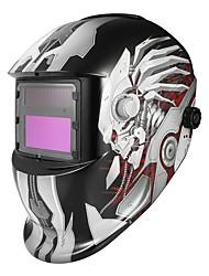 abordables -1pc PP ABS Masque de soudure soudage / Gradation automatique / Sécurité Masues Intégrales