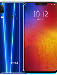 "abordables -Lenovo Lenovo Z5 6.2 pouce "" Smartphone 4G ( 6GB + 64GB 8 mp / 16 mp Muflier 636 3300 mAh mAh )"