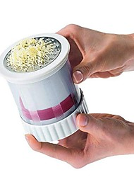 baratos -Utensílios de cozinha Aço Inoxidável e Plástico Gadget de Cozinha Criativa Peeler & Grater Uso Diário 1pç