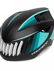 abordables -PROMEND Adulte Casque de vélo 16 Aération ESP+PC Des sports Cyclisme / Vélo - Noir / Blanc / Noir / Rouge / Noir / bleu. Unisexe