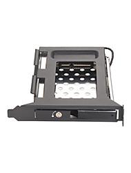 abordables -Unestech Boîtier de disque dur Indicateur LED / Prêt à l'emploi / Multi Fonction Acier Inoxydable / Alliage aluminium-magnésium ST8210PCI