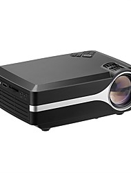 baratos -Factory OEM Z495 LCD Projetor para Home Theater / Mini Projetor LED Projetor 3000 lm Apoio, suporte 1080P (1920x1080) 50-130 polegada Tela / WXGA (1280x800) / ±12°