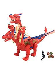 Недорогие -Драконы и динозавры Дракон Животные Мягкие пластиковые Детские Все Мальчики Девочки Игрушки Подарок 1 pcs