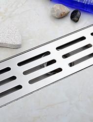 Недорогие -Слив Новый дизайн / Креатив Modern Нержавеющая сталь / железо 1шт истощать Установка на полу