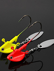 cheap -3 pcs Sea Fishing / Fly Fishing / Bait Casting Lead Easy to Use
