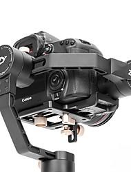 Недорогие -Сплав титана 3 Секции Фотоаппарат Наплечная установка