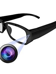 baratos -HQCAM Eyeglasses camera 1 mp Câmera IP Interior Apoio, suporte 0 GB / CMOS / Sem Fio / Android / iPhone OS / Detector de Movimento