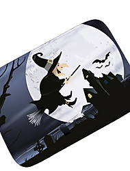 Недорогие -Хэллоуин ковры для одежды Хэллоуин, квадратный коврик высшего качества / без скольжения