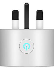 Недорогие -WAZA Smart Plug WAZA SP10 для Повседневные / Гостиная / Спальня Smart / Контроль APP / Мини 110-220 V