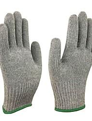 Недорогие -1 пара Углеволокно + пенополистирол Перчатка Безопасность и защита Противоскользящий Дышащий