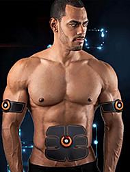 Недорогие -Abs-стимулятор / Экспедитор Abs С 7 pcs Электроника, Силовая тренировка, Тренажёр для приведения мышц в тонус Проработка мышц, Контейнер для живота Для