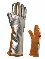 Недорогие -205400 полиуретан / алюминиевая фольга / кожаные перчатки 0,3 кг