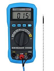 Недорогие -Цифровой автоматический мультиметр bside® adm02 с измерением температуры