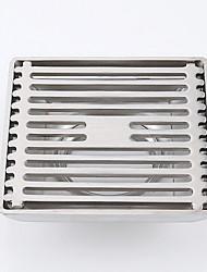 baratos -Ralo Novo Design Moderna Aço Inoxidável / Ferro 1pç drenar Montagem de Parede