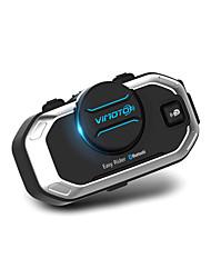 Недорогие -V8 Bluetooth 3.0 Гарнитуры Bluetooth Висячий стиль уха Bluetooth / MP3 / Многоязычный домофон Мотоцикл