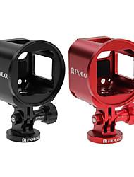 Недорогие -Автодержатели Скорость / Защита от удара Для Экшн камера Gopro 5 / Gopro 4 Session Путешествия / Представления / Альпинизм Алюминиевый сплав - 1 pcs