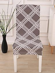 baratos -Cobertura de Cadeira Multi-Côr Impressão Reactiva Poliéster Capas de Sofa