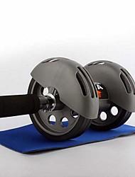 """baratos -15"""" (38 cm) / 19.7""""(Aprox.50cm) Rolo de roda ab Com Flexível Alongamento Borracha Para Fitness / Ginásio / Exercite-se Parte do corpo"""