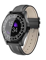 economico -Intelligente Guarda DT19 per Android iOS Bluetooth Impermeabile Monitoraggio frequenza cardiaca Misurazione della pressione sanguigna Calorie bruciate Registro delle attività Cronometro Pedometro
