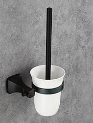 Недорогие -Держатель для ёршика Новый дизайн / Cool Modern Алюминий 1шт Держатели для туалетной щетки На стену