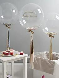 Недорогие -Воздушные шары Круглые Творчество Вечеринка Декорации для вечеринок 10 шт.