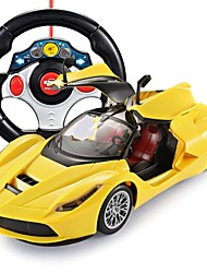cheap -RC Car FLL-1 5CH 2.4G Car (On-road) / Car / Drift Car 1:14 Brushless Electric 15 km/h KM/H Wireless Flash Control / Electronic / Remote-Controlled