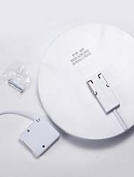 Недорогие -1шт 36 W 3600 lm 192 Светодиодные бусины Простая установка LED даунлайт Белый 85-265 V Дом / офис Гостиная / столовая Спальня