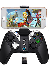 cheap -Gamesir G4S Wireless Game Controllers For Sony PS3 / Android / iOS ,  Bluetooth Portable Game Controllers ABS 1 pcs unit