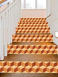 economico -Adesivi per pavimenti - Adesivi aereo da parete Forma Al Coperto