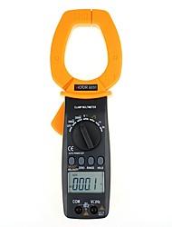 Недорогие -Вибратор vc6050 портативный цифровой AC и DC-зажимной мультиметр