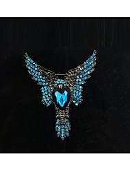 economico -Per donna Classico Spille - Eagle Di tendenza, Elegante Spilla Blu Per Feste / Festival