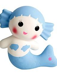 Недорогие -Резиновые игрушки Устройства для снятия стресса Сказка Животные Декомпрессионные игрушки Взаимодействие родителей и детей Поливинилхлорид 1 pcs Дети Игрушки Подарок