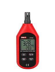 Недорогие -uni-t ut333 бытовая цифровая индикация температуры и влажности измеритель внутреннего и наружного термометра гигрометр