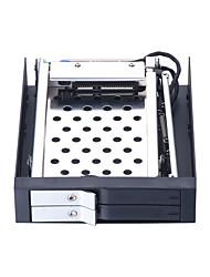 Недорогие -Unestech Корпус жесткого диска LED индикатор / Совместимость с HDD / Автоматическое конфигурирование Нержавеющая сталь / Алюминиево-магниевый сплав ST2523B