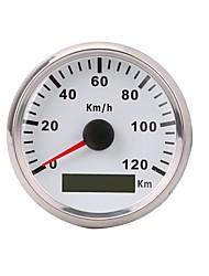 Недорогие -mls013 Мотоцикл / Автомобиль Тахометр / Спидометр для Универсальный / Мотоциклы Все года Универсальный измерительный прибор тахометр
