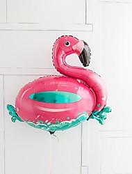 Недорогие -Воздушный шар Алюминиевая фольга 1 шт. День рождения / Сказка / Деревенская тема