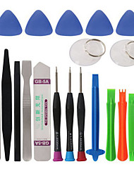 cheap -Carbon Steel Phone Repair 25 in 1 Tool Set