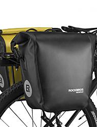 baratos -18 L Malas para Bagageiro de Bicicleta Prova-de-Água, Portátil, Á Prova-de-Chuva Bolsa de Bicicleta TPU / 420D Nylon Bolsa de Bicicleta Bolsa de Ciclismo Ciclismo