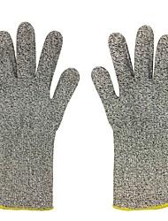 Недорогие -1 пара Полиэтилен Перчатка Безопасность и защита Противоскользящий Дышащий