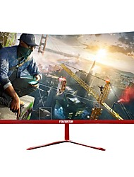 cheap -Factory OEM FD240QDJ 24 inch Computer Monitor 3000R Curved Monitor Narrow border IPS Computer Monitor 1920*1080