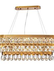 billiga -QIHengZhaoMing 5-Light Ljuskronor Glödande 110-120V / 220-240V, Varmt vit, Glödlampa inkluderad
