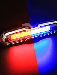 Недорогие -Светодиодная лампа Велосипедные фары Задняя подсветка на велосипед огни безопасности задние фонари Горные велосипеды Велоспорт Водонепроницаемый Градиент цвета Литий-ионная аккумуляторная батарея 150