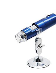 Недорогие -Беспроводной цифровой Wi-Fi микроскоп от 50x до 1000x8 мм, детский микроскоп с увеличением, мини-USB, мини-карман, ручной микроскоп, камера