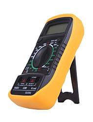 Недорогие -Горячая распродажа цифровой мультиметр xl830l вольтметр амперметр мультиметр переменного тока постоянного тока вольт-ом тестер lcd испытательный ток перегрузки защиты