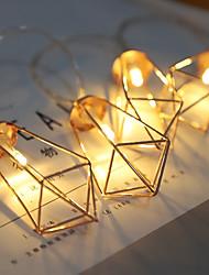 abordables -Lampe LED Métal Décorations de Mariage Fête de Mariage / Festival Vacances / Mariage Toutes les Saisons