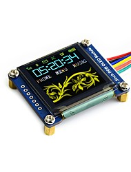 Недорогие -wavehare 1.5inch rgb oled module 128x128 общий 1.5inch rgb oled display module 16-бит высокий цвет