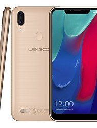 "baratos -LEAGOO M11 6.18 polegada "" Celular 4G ( 2GB + 16GB 2 mp / 8 mp MediaTek MT6739 4000 mAh mAh )"