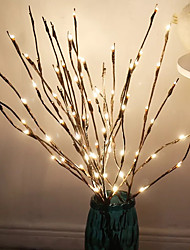 baratos -Decoração de Casamento Original PCB + LED Decorações do casamento Festa de Casamento / Festival Tema Flores / Férias / Tema Fadas Todas as Estações
