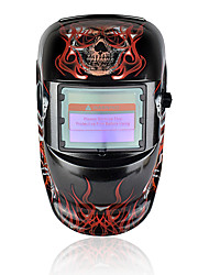 Недорогие -1pcs PP Сварочная маска сварка / Автоматическое затемнение / Безопасность Полнолицевые